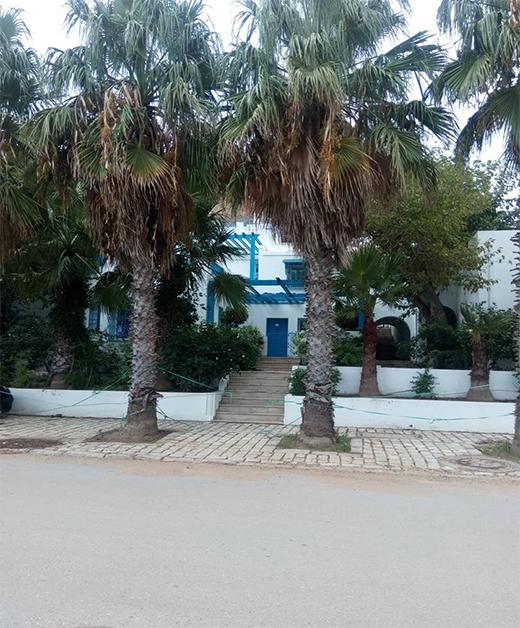 (1) villa et  (1) Bungalow sis à Sidi Bou Saïd - Tunis