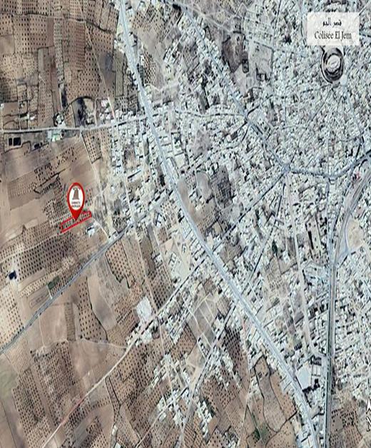 Terrain «Al Amal»