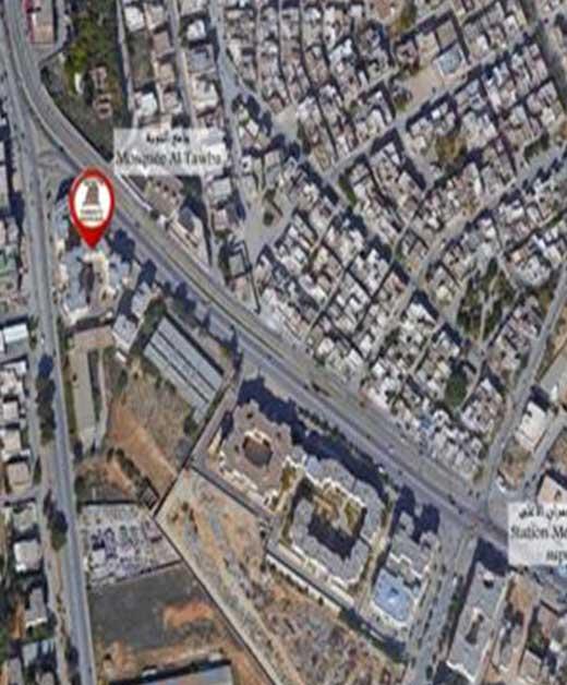عدد (03) شقق كائنة بحي التحرير- تونس