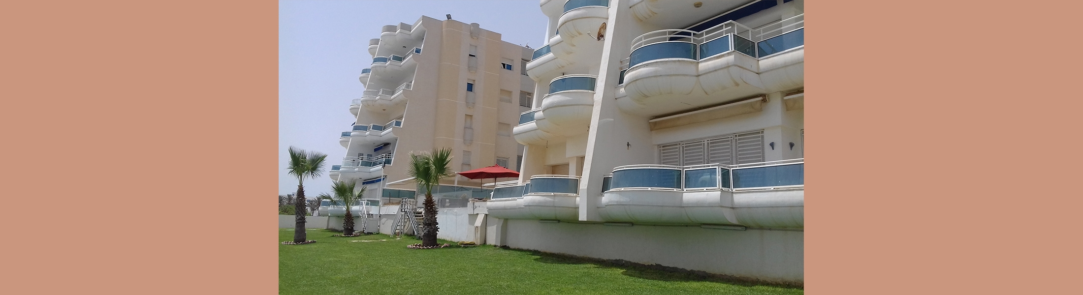 Appartement « Arous El Bahr 19 »