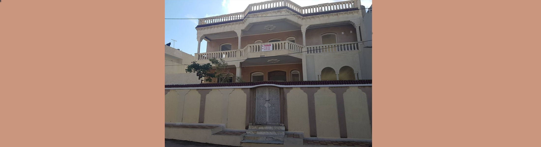 Villa « Al Karam» (AO 05/2020)