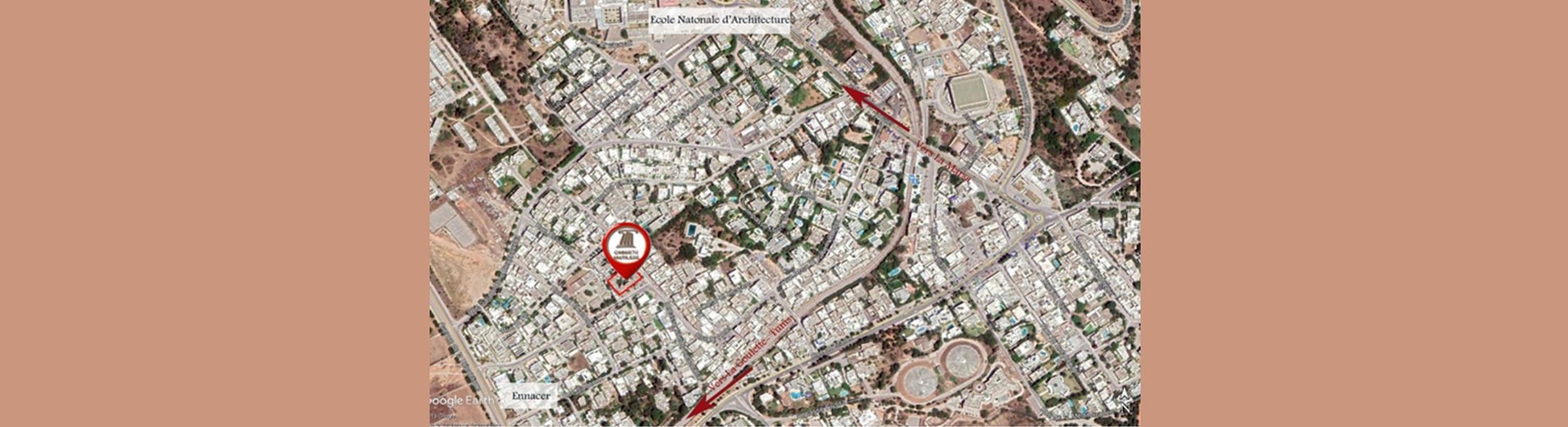 Appartement Elysse  - Sidi Bou Said (Appel d'Offres N° 01/2021)
