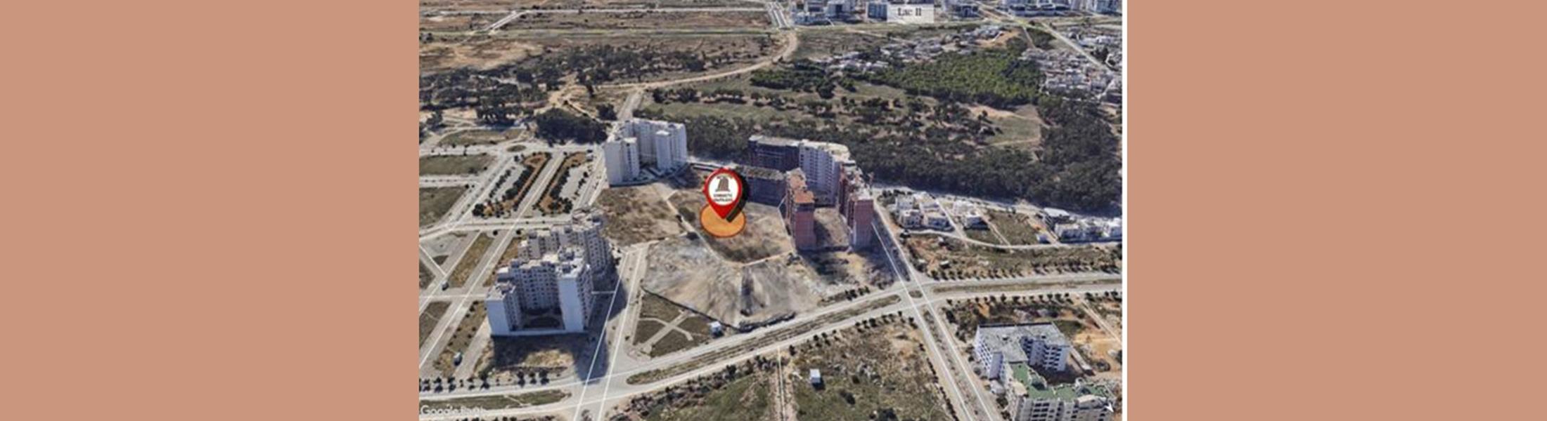 Terrain Les Jardins - Jardin de Carthage (Appel d'Offres N° 08/2020)