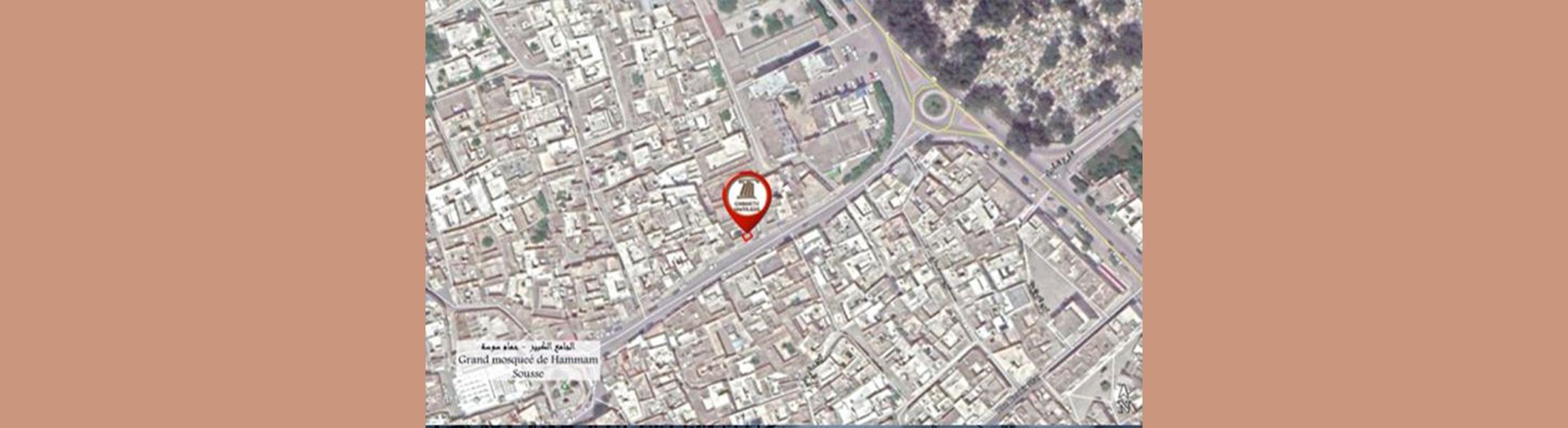 Local Commercial Al Bachir  - Hammam Sousse (Appel d'Offres N° 01/2021)