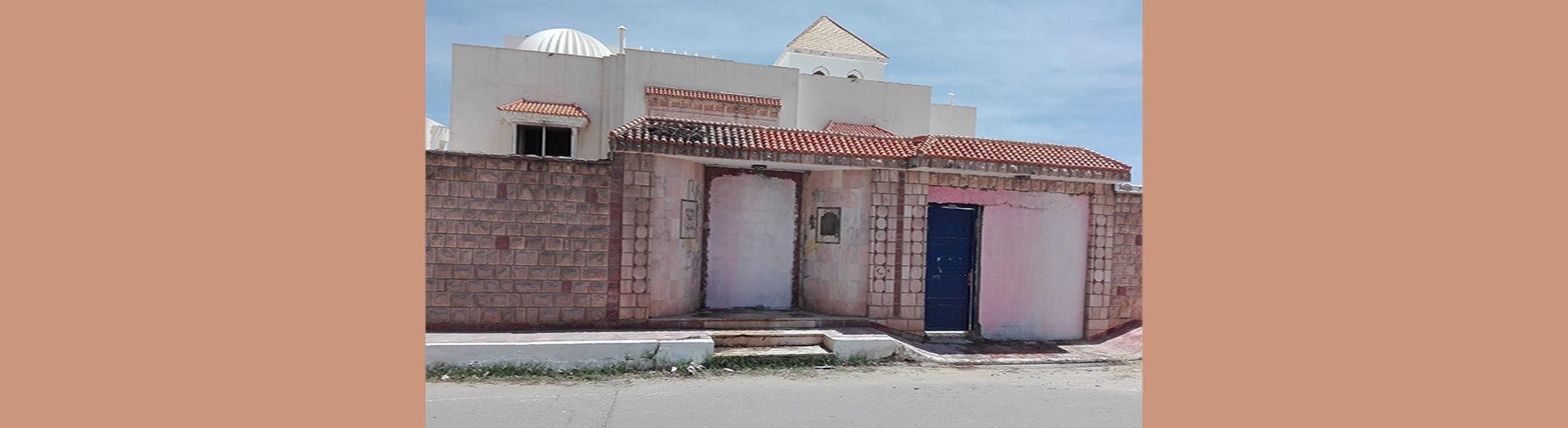 فيلا الهام - حمام سوسة (طلب العروض عدد 08 لسنة 2021)