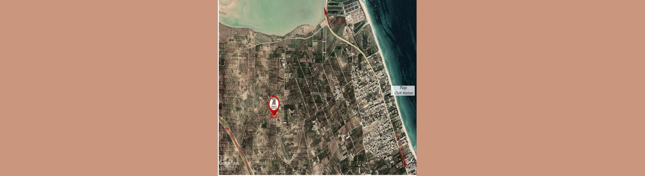 Terrain «Oued Kharoub»