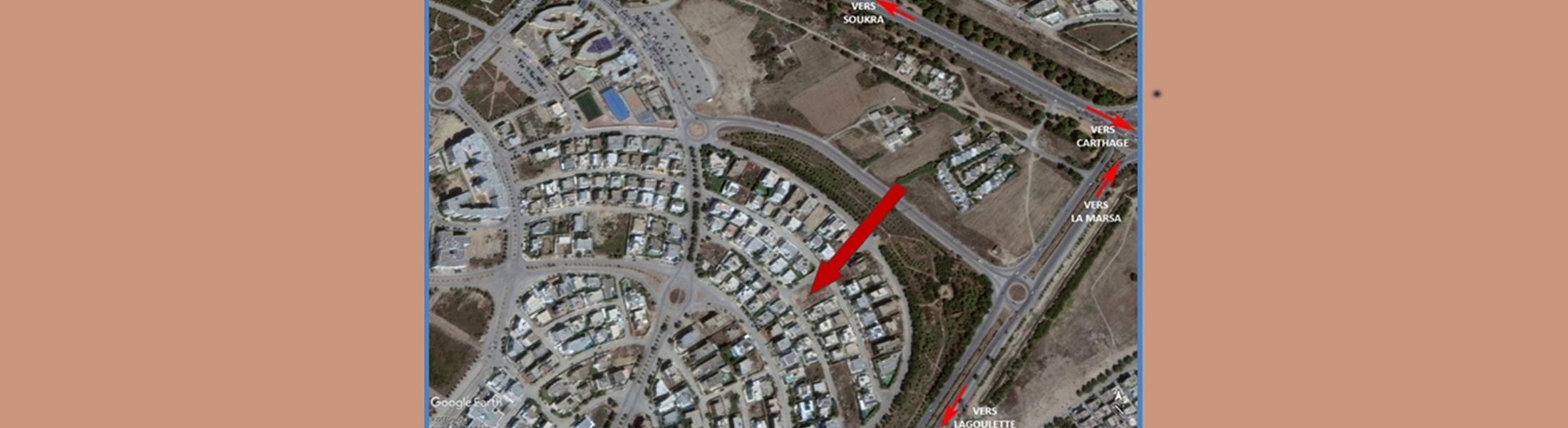 المقسم تانيت 219 - حدائق قرطاج (طلب عروض عدد 06 لسنة 2020)