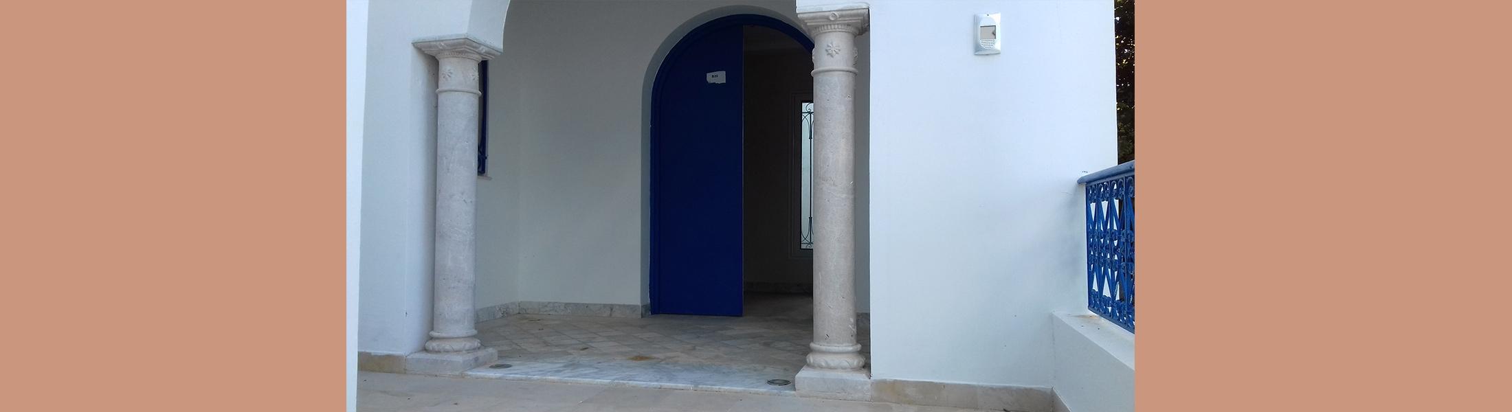 (5) villas et Bungalows à Sidi Bou Saïd