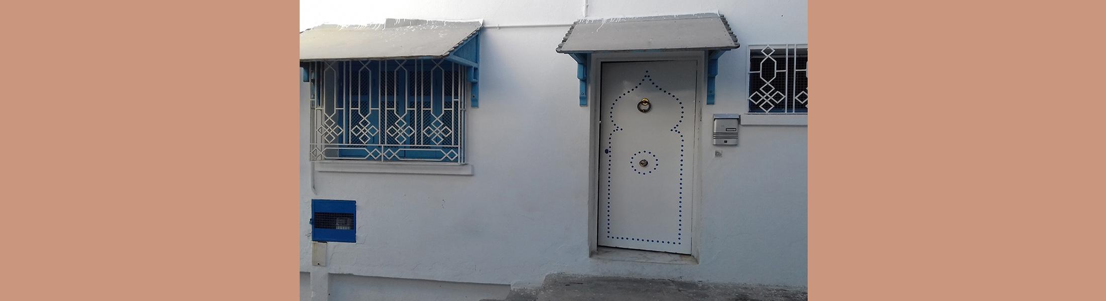 Appartement Fahd  - Bab Saadoun (Appel d'Offres N° 01/2021)